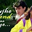 Mujhe Neend Na Aaye Full HD SongDilAamir Khan, Madhuri Dixit