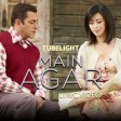 Main Agar - Official Lyric Video Salman Khan Pritam Atif Aslam Tubelight