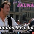 London Mein India Ka Bolbala Ho Gaya Full Video Song Yeh Hai Jalwa Salmaan Khan, Sanjay Dutt