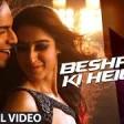 Besharmi Ki HeightFull Video SongMain Tera HeroVarun Dhawan, Ileana D'Cruz, Nargis Fakhri