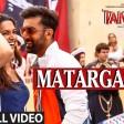 MATARGASHTI full VIDEO SongTAMASHA Songs 2015Ranbir Kapoor, Deepika PadukoneT-Series