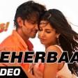 Meherbaan Full VideoBANG BANG!feat Hrithik Roshan & Katrina KaifVishal Shekhar