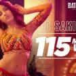 Batla House O SAKI SAKI Video Nora Fatehi, Tanishk B, Neha K, Tulsi K, B Praak, Vishal-Shekha