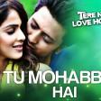 Tu Mohabbat Hai Song Making - Tere Naal Love Ho GayaRitesh, Genelia