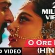 O Ore Raja (Hindi) Full Video SongBahubali 2 The Conclusion