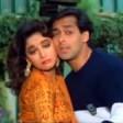 Dil Tera Aashiq Title Song Kumar Sanu, Alka Yagnik 1993 Romantic Songs Madhuri Dixit, Salma
