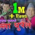 New Nepali lok dohori song 2075 सलल धपल