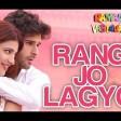 Rang Jo Lagyo - Lyrical VideoRamaiya VastavaiyaGirish Kumar, Shruti HaasanAtif & Shreya