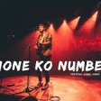 Phone Ko Number - Sushant KC X FOESEAL ( Vertical Lyric Video)