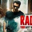 Radhe Title Track (Official Video) - Salman Khan, Disha Patani Radhe Your Most Wanted Bhai Son