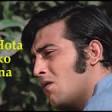 Mere Apne - Koi Hota Jisko Apna Hum Apna Keh Lete - Kishore Kumar