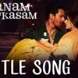 Sanam Teri Kasam Title SongOfficial VideoHarshvardhan, MawraHimesh Reshammiya, Ankit Ti