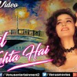 Dil Kehta Hai Chal Unse Mil Video SongAkele Hum Akele TumAamir Khan, Manisha Koirala