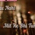 Chup Kyu Ho Tum Bolo Zara #sahiralibagga WhatsApp Status, New Lyrics Status #india #status