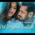 Dil Diyan Gallan Song Tiger Zinda Hai Salman Khan, Katrina Kaif Atif, Vishal & Shekhar, Ir