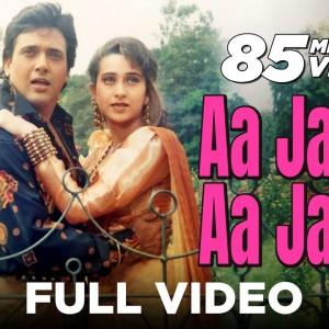 Aa Jaana Aa jaana - Video Song Coolie No. 1 Govinda & Karisma Kapoor Kumar Sanu & Alka Yag